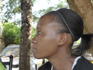 Bestuurslid Grace Kabaale
